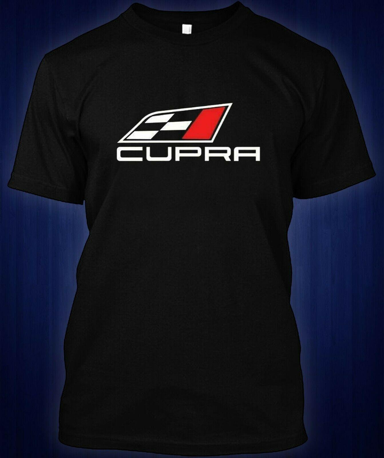 Nueva camiseta de Seat Ibiza Cupra Leon para el coche, S 2Xl