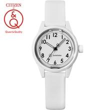 Citizen Q & Q Horloge Vrouwen Set Top Luxe Merk Waterdichte Sport Quartz Solar Relogio Masculino Relogio