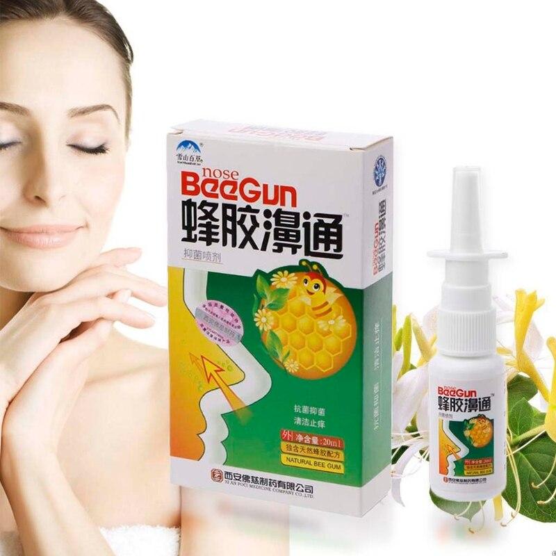 Herramienta de seguridad de 20ml, espray Nasal tradicional para evitar el alivio de la nariz incómodas M89F