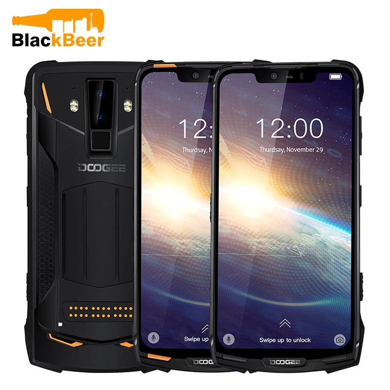 Перейти на Алиэкспресс и купить DOOGEE S90 Pro IP68 6,18 дюймпрочный мобильный телефон Helio P70 восьмиядерный смартфон 6 ГБ 128 ГБ AL Camera Android 9,0 мобильный телефон 5050 мАч