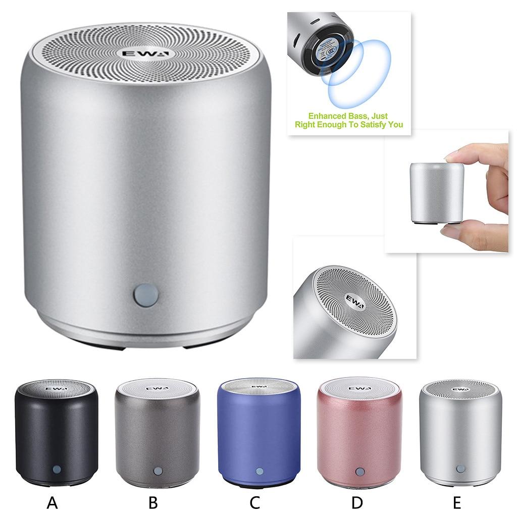 Altavoz inalámbrico Portátil con Bluetooth 5,0, dispositivo De sonido estéreo, tarjeta Sd,...