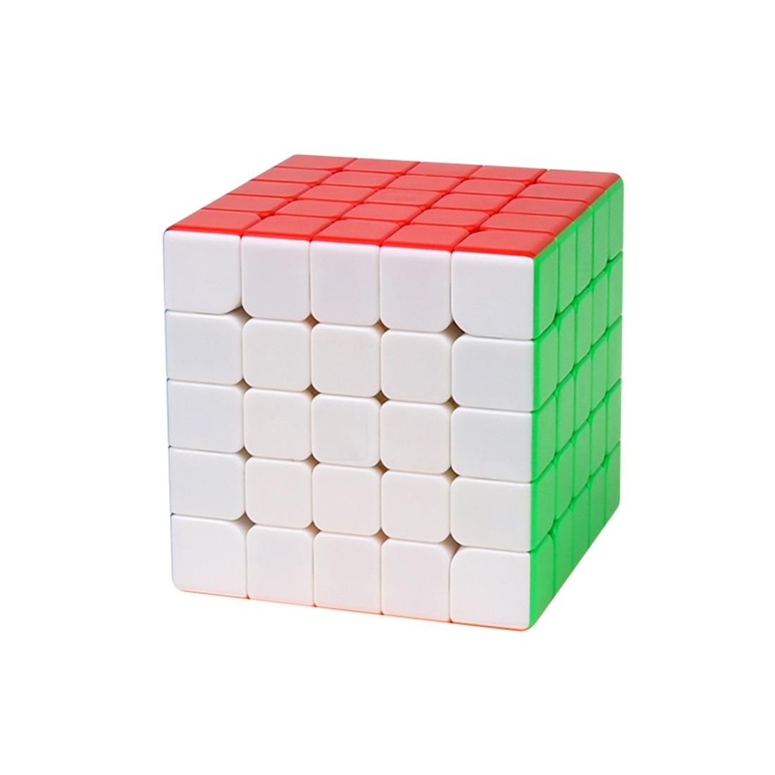 MoYu de Aochuang WR M 5x5x5 cubo mágico profesional juego de Puzzle de juguetes educativos-Stickerless mejor magnético versión