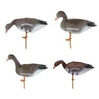 vivid goose hunting decoy full body crow garden bird scarer decor