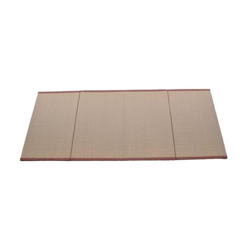 اليابانية التقليدية حاشية الحصيرة فوتون فراش شركة ومريحة الطبيعية راش العشب للتأمل الفضاء اليوغا زن غرفة