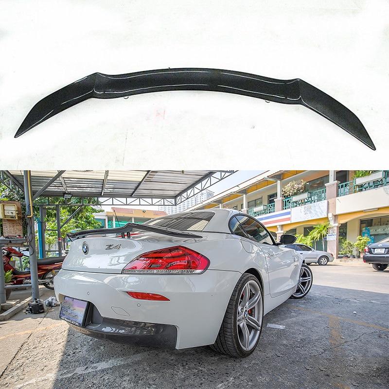 Universal Rowen style Carbon fiber rear trunk spoiler wing for BMW Z4 E89 18i 20I 23I 28I 30I 35I 2009-2013