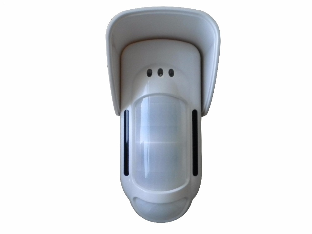 868mhz 433mhz FT-89R wireless wire outdoor PIR detector sensor Focus PIR motion detection sensor with passive infrared Microwave enlarge