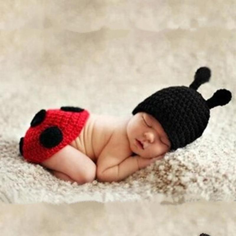 2 piezas de sombrero de bebé de dibujos animados conjunto de ropa de fotografía de 100 días