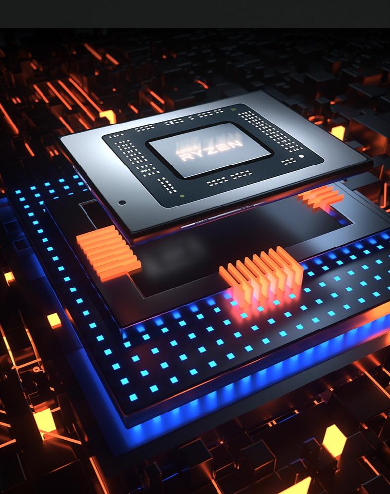RAM 20GB 1TB SSD Ultrabook Metal Computer with 2.4G/5.0G Bluetooth Ryzen R7 2700U windows 10 Pro Metal portable gaming laptop H7