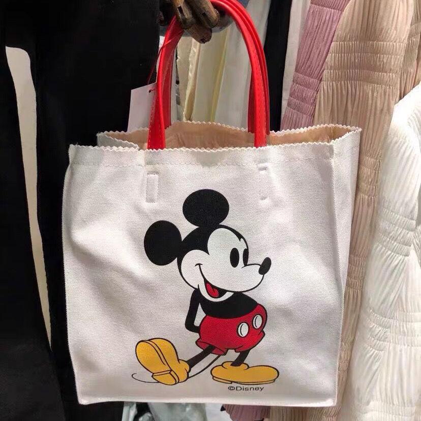 Bolso de hombro de Minnie mouse de Disney mcikey para mujer