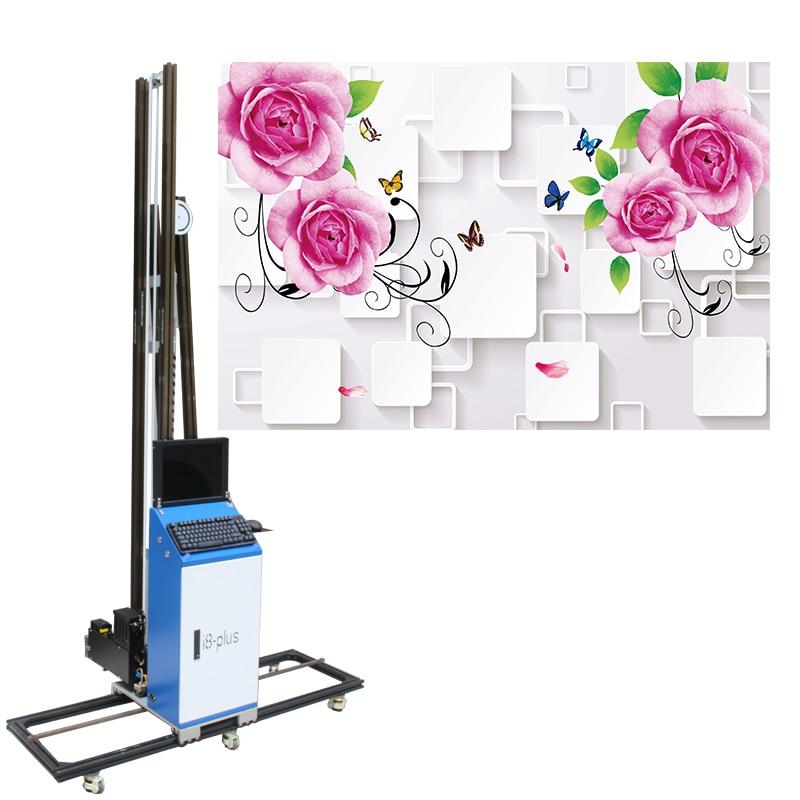 Настенный принтер, вертикальный настенный принтер/цифровой струйный принтер с лаком