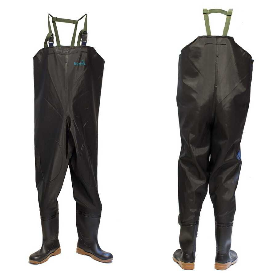 high jump ultra thin 0 34mm siamese fishing waders waterproof 700d nylon pvc breathable chest height pocket belt fishing overall Overall Boots Jumpsuit Bo Chest Boots, Fishing Boots Waders Hunting Wading Belt Waterproof Boots Breathable Nylon PVC Shallow