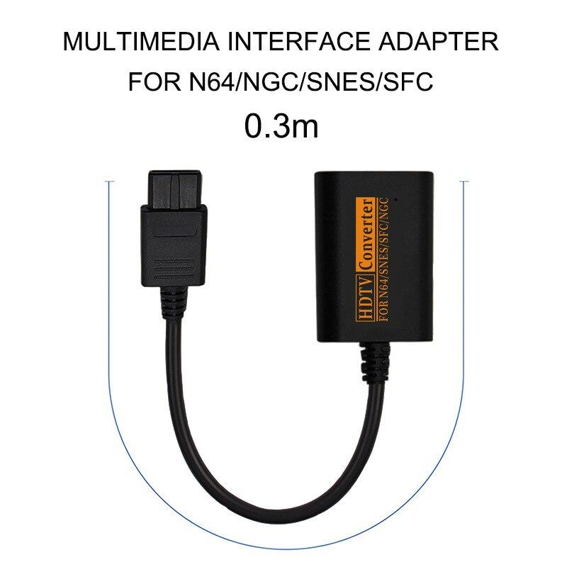 Convertidor de interruptor de 720 un Cable de vídeo HDTV-divisor prctico de...
