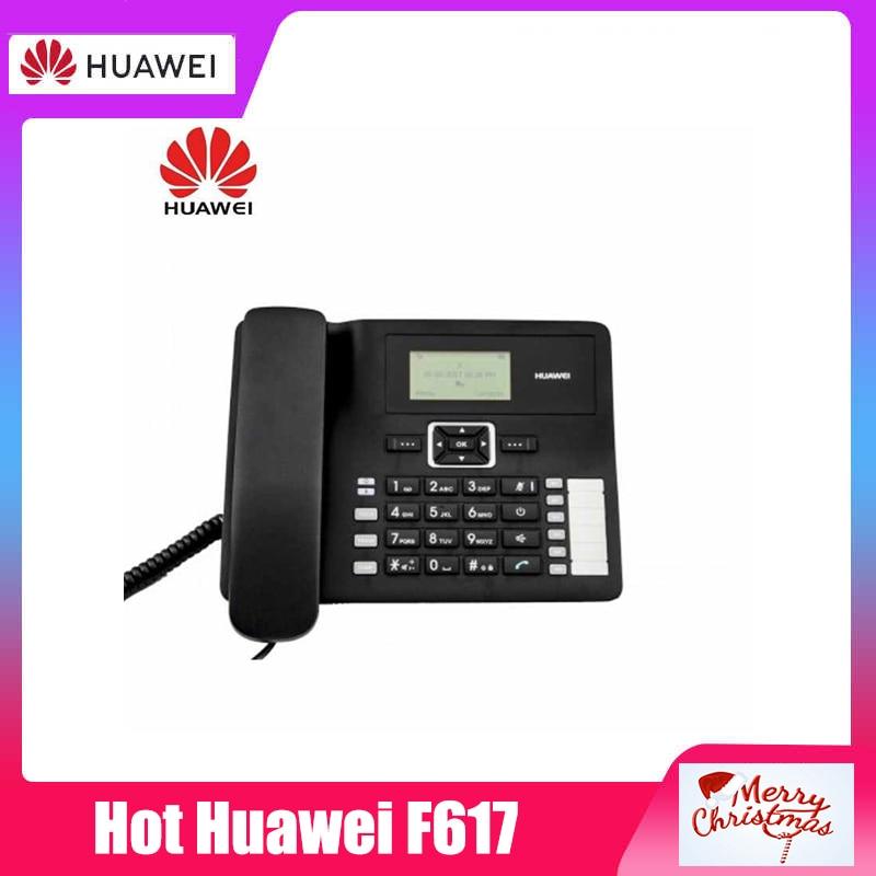 Best Huawei F617 3G GSM Fixed Wireless Terminal Corded Desktop Office Phone