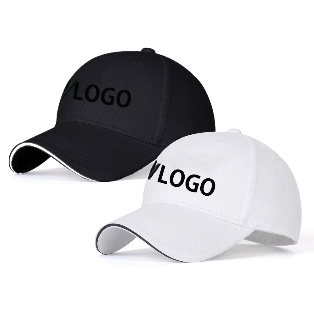 Car Logo Baseball Snapback Hat Men Women Fashion Letter Embroidery Cap Adjustable Outdoor Sports Sunhat With Logo for ME