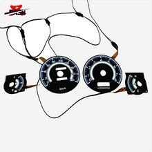 Индикатор свечения DASH EL для RHD Corolla AE100 1993 1997 180 км 8000 об/мин, черная панель, обрасветильник