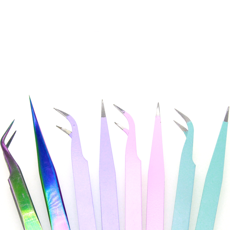 pinzas-rosa-y-azul-para-maquillaje-accesorios-de-resina-para-joyeria-artesanal-bricolaje