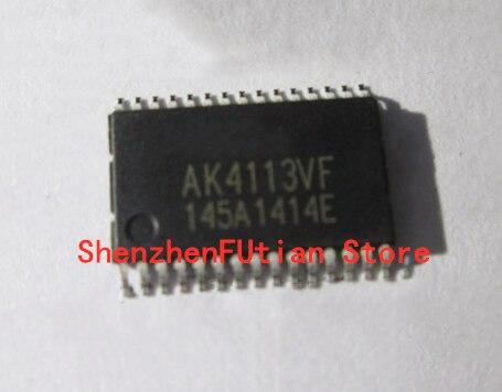 1 unids/lote AK4113VF-E2 AK4113VF AK4113 TSSOP-30