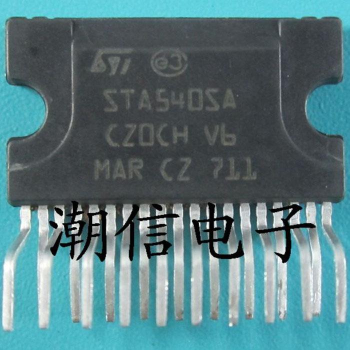STA540SA som LCD