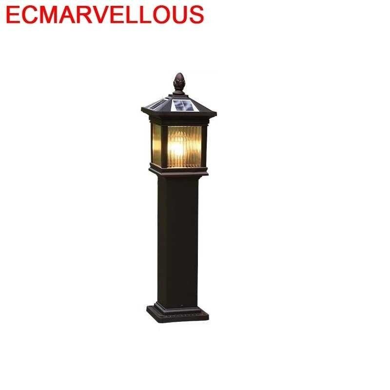 Lumiere-Lámpara LED Para jardín Exterior, decoración De jardín Exterior, luz Para césped