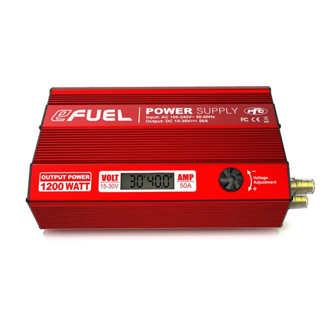 Adaptador de fuente de alimentación regulada CC SKYRC EFUEL 1200W 50A para cargador ISDT T8 icharger X6 308 4010