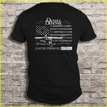Daniel Verteidigung Leichter Stärker Besser T-Shirts