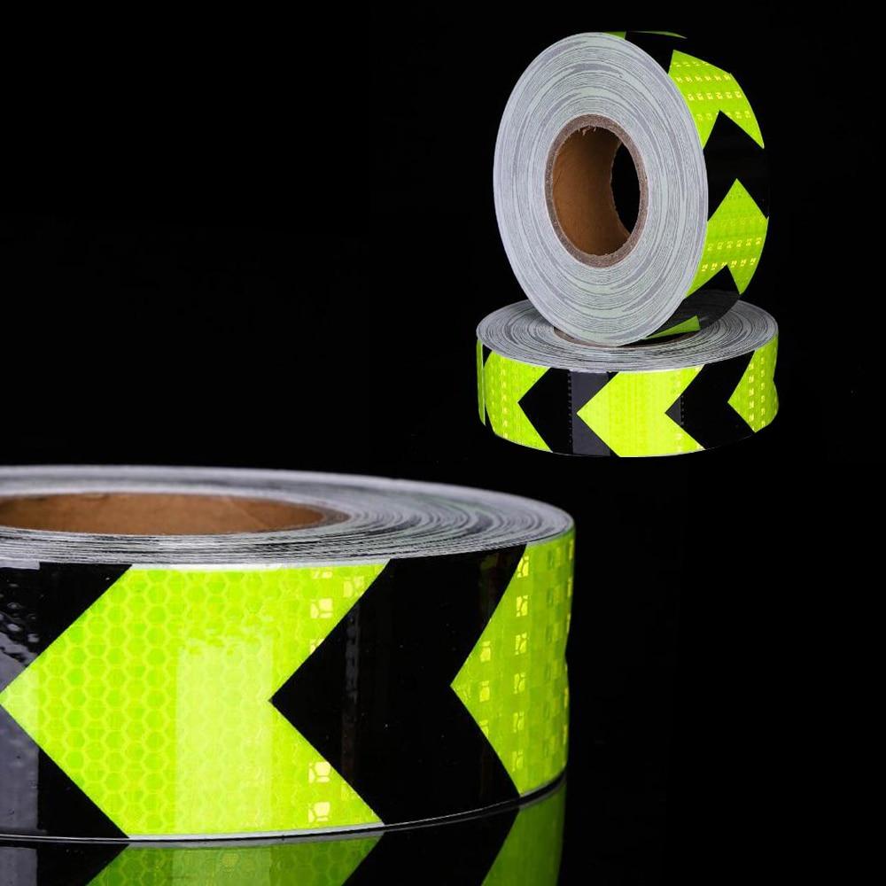 Открытый Безопасность инструменты ленты кемпинг езда на велосипеде светильник световой Предупреждение свечения ночного Светоотражающие ...
