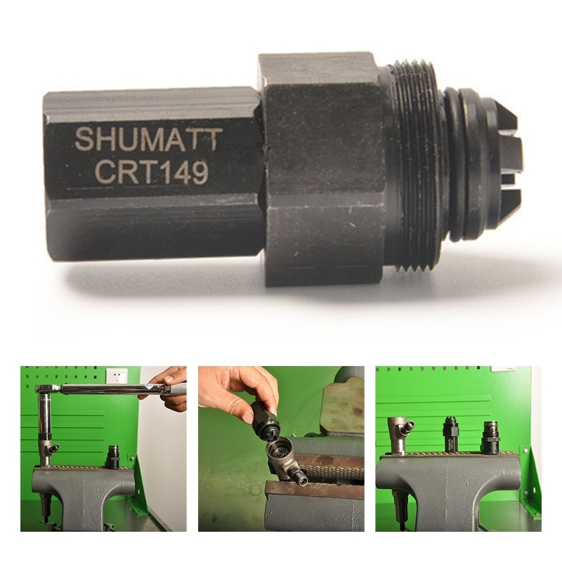common rail injector control valve 9308 621c 28239294 9308z621c for ejbr01001d ejbr01101d ejbr03601d ejbr03701d ejbr04001d N0HB Engine Care Common Rail Tool Piezo Injector Disassembly Assembly Removel Tool Professional Valve Assembly Tool