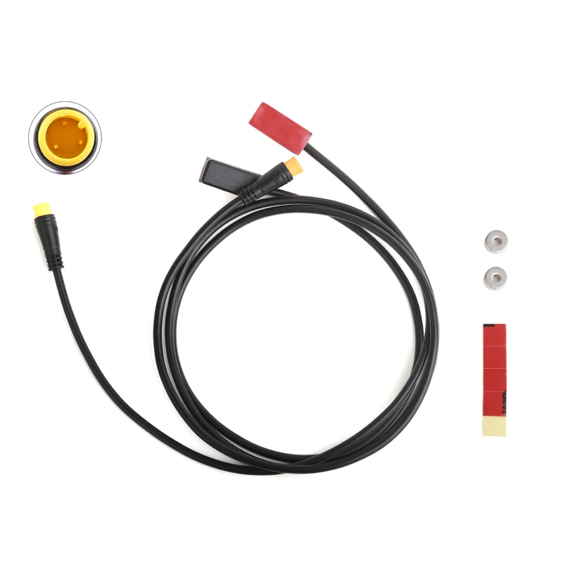 Sensor de freno e-bike para freno hidráulico mecánico Bafang Motor de accionamiento medio corte de potencia BBS01 BBS02 BBSHD piezas de bicicleta eléctrica