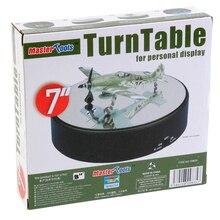 Trumpeter 09835 modelo de herramientas Maestro de artesanía giratoria para exhibición Personal