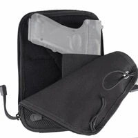 gun cases for pistols concealed carry gun pouch handgun shoulder bag fanny pack waist pocket for handgun pistol sling bag glock