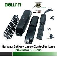 BOLLFIT 36V48V Electric Bike Battery case Controller base Ebike Shanshan Battery box