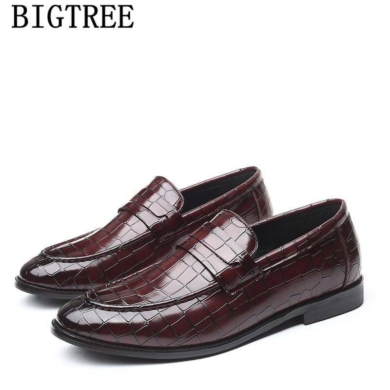 Zapatos corporativos Oxford a la moda para Hombre, Zapatos formales para Hombre,...