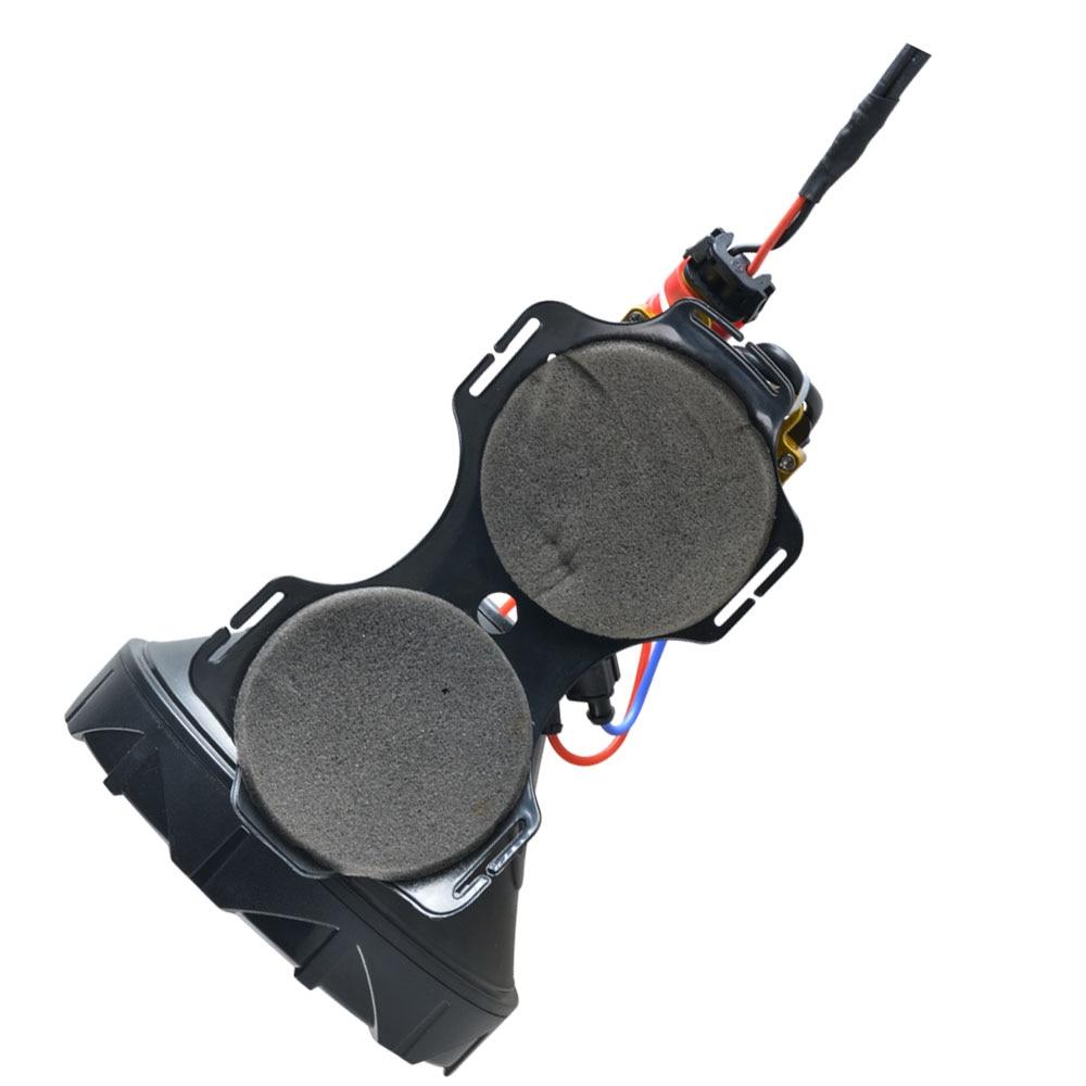 Super bright 12V 35W/55W/65W/75W/100W/160W/220W h3 xenon headlamp Built in ballast headlight HID head flashlight 16 cm cup enlarge