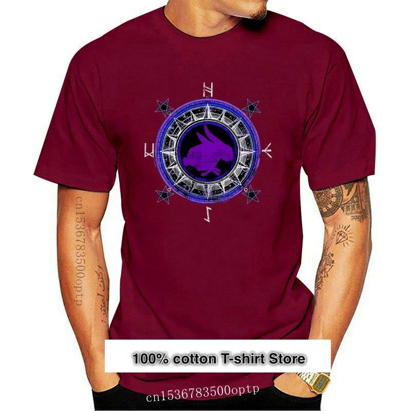 Camiseta negra para hombre de camisa de talla S-3XL de novedad de 2021