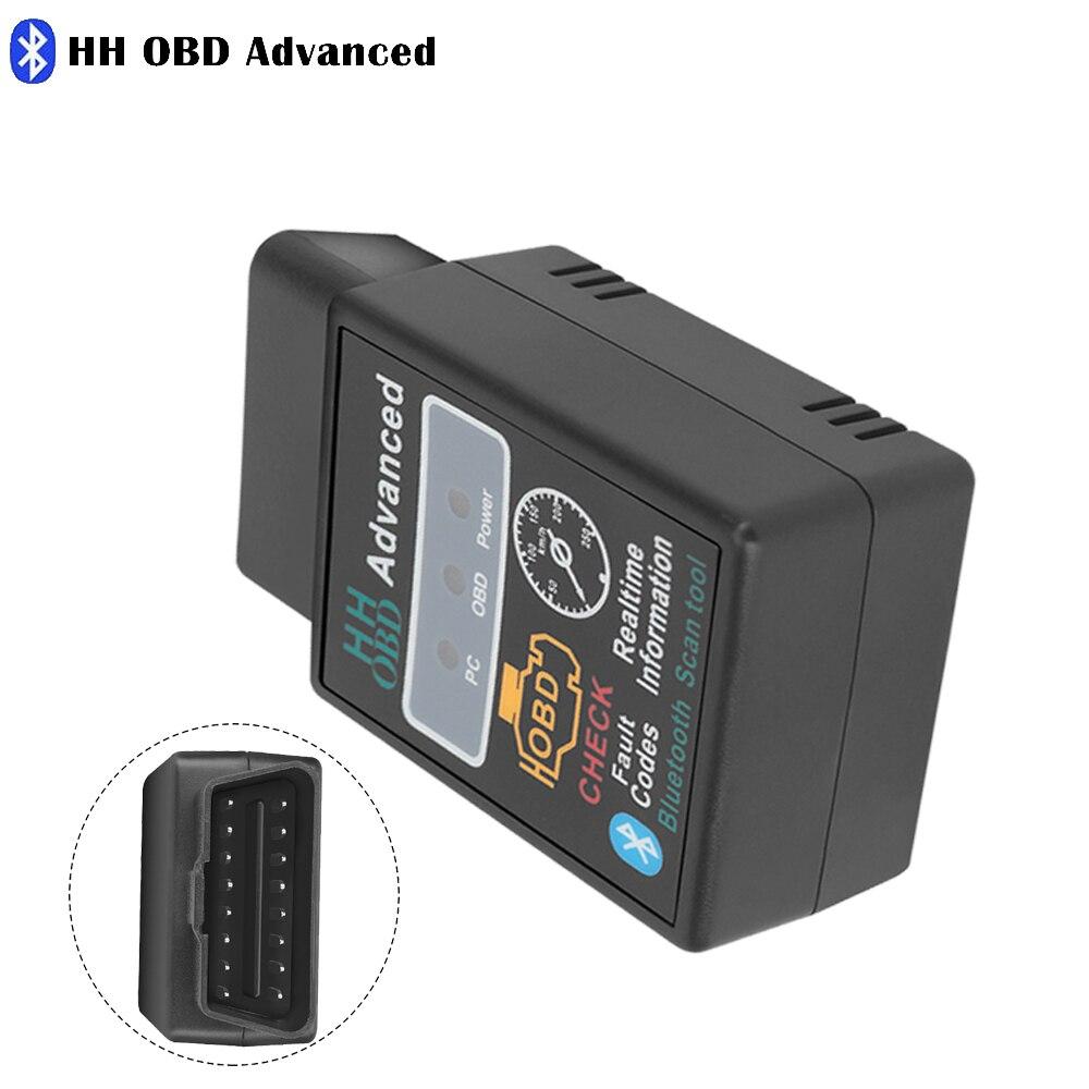 Bluetooth V2.1 OBD2 диагностический Доктор Torque программное обеспечение ELM327 HH OBD для Toyota Vios/Rav4/Highlander/Corolla E120/Yaris 2008
