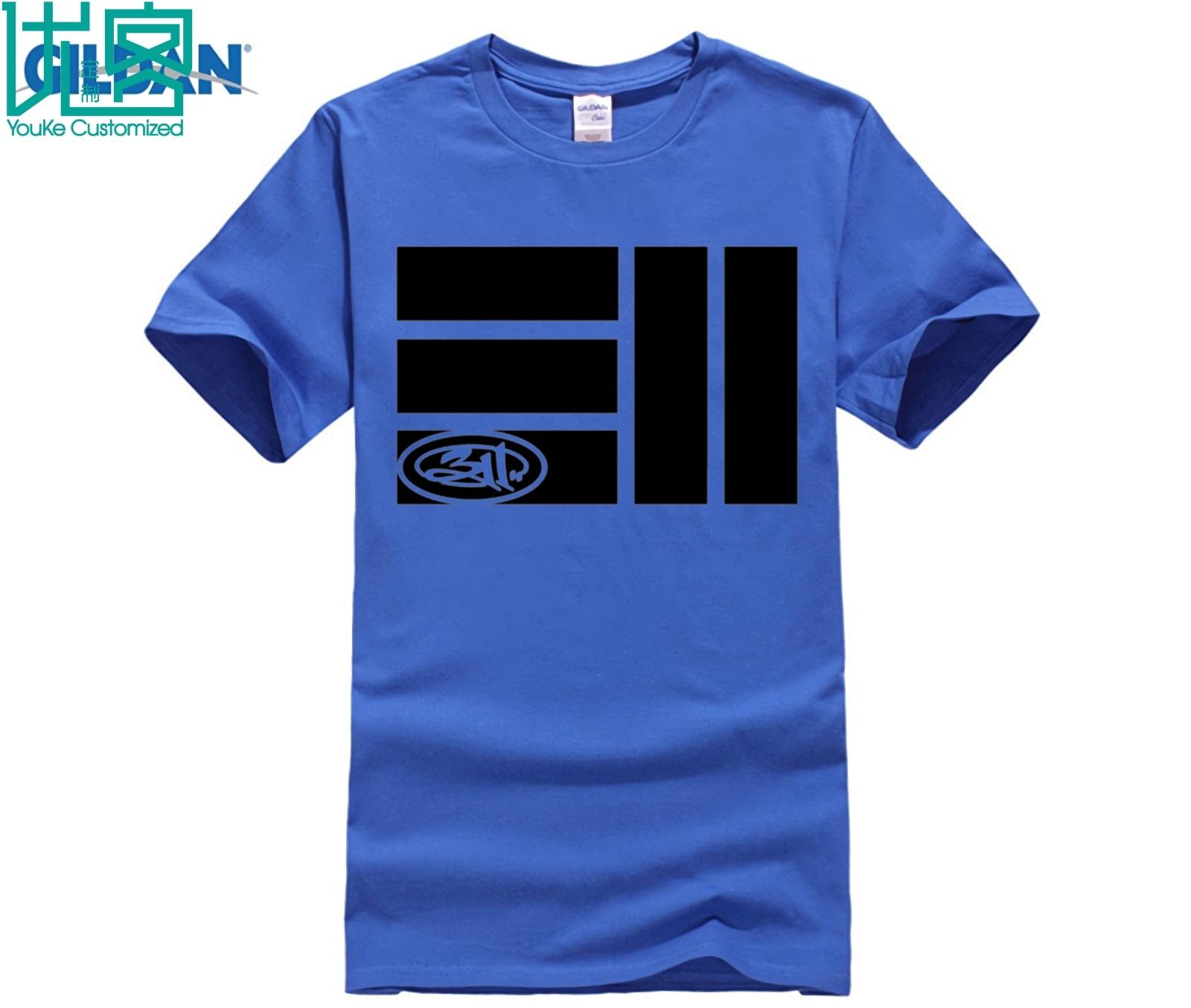 Mannen fashion brand t-shirt 311 Band Album Logo Ronde Up Fashion Geek Tee 2017 Nieuwe Mannen T-shirts Korte mouw Tee Shirt