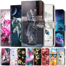 Phone Case For Samsung A01 Flip Case Leather Luxury Wallet Cover For Samsung Galaxy A01 A 01 A015F 2