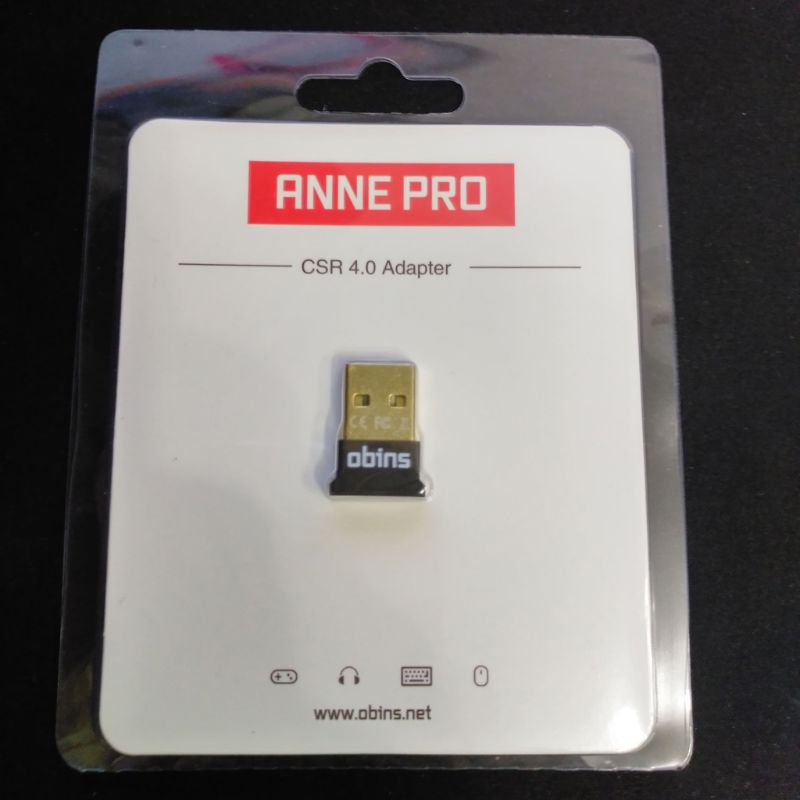 Anne pro 2 bluetooth adaptador csr 4.0 teclado mecânico suporte win8 win10