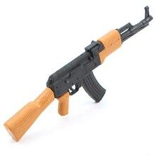 1 pièces Imulation AK47 pistolet crayon gomme garçons créatif personnalisé école papeterie détachable effaçerkids mignon jouet cadeau fournitures