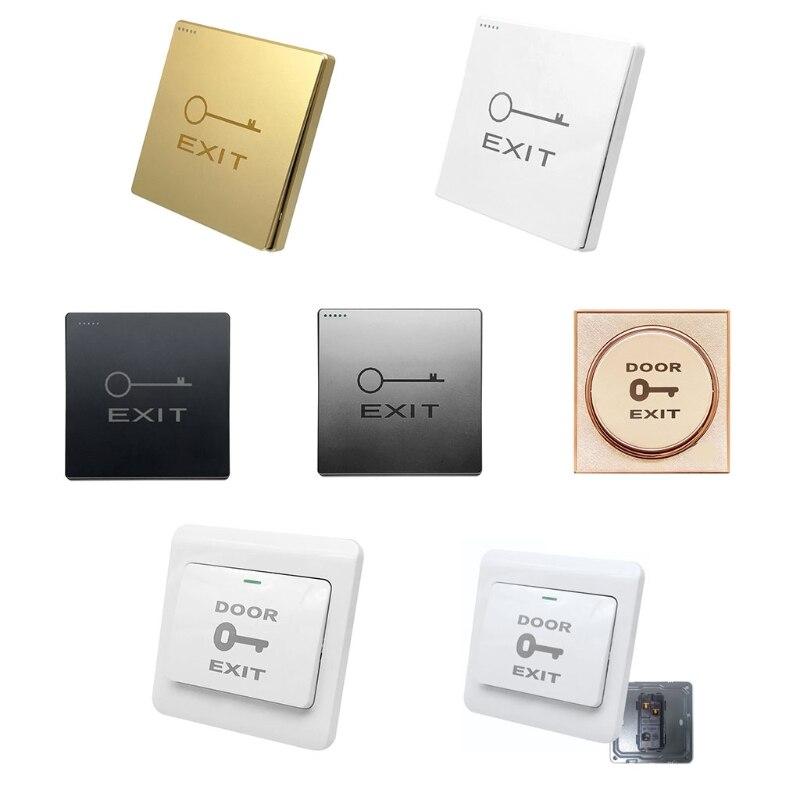 Panel de Control de acceso inalámbrico para el hogar, Interruptor receptor de...