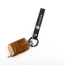 Voiture porte-clés porte-clés cuir corde pour Holden HSV Captiva Monaro Commodore VT VX VU VY VZ VE voiture porte-clés accessoires Auto