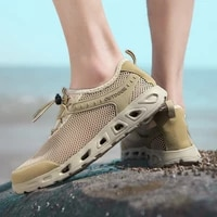 summer sandals quick drying wading shoes outdoor stream tracing shoes antiskid shoes mens dongdong beach water shoes