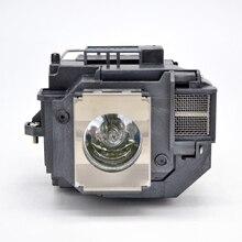 Für ELPLP67 Projektor lampe mit Gehäuse für EPS0N HC710HD/Megaplex MG-50/MG-850HD EB-C250W EB-C15S EB-C05S/EB-W12/ EB-C35X/C215S