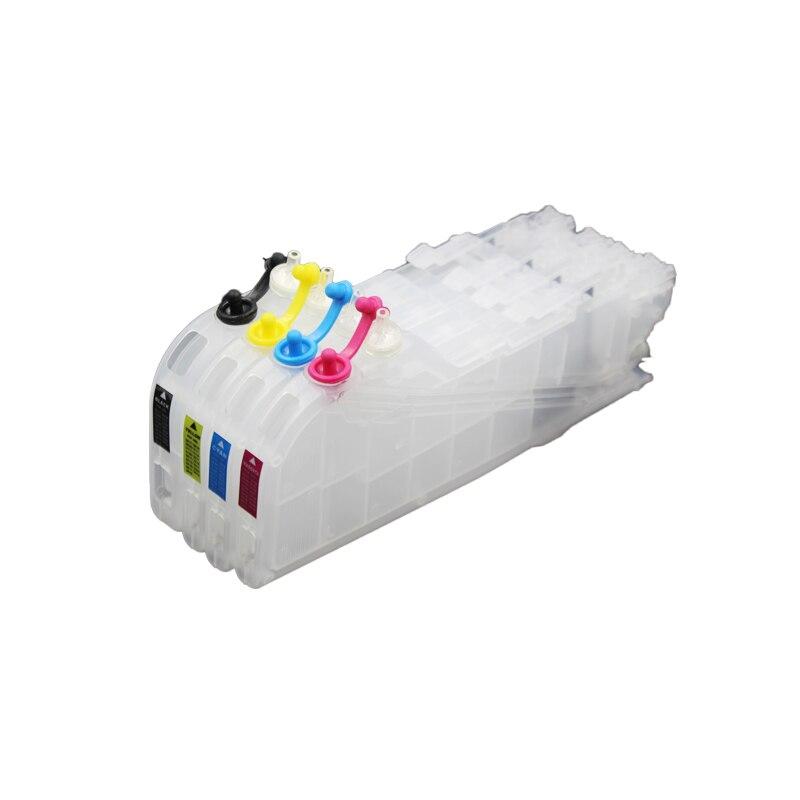 CISSPLAZA NO CHIP recarga de tinta cartucho LC3219XL LC3217 hermano MFC- J5330DW J5335DW J5730DW J5930DW J6530DW J6930DW J6935DW