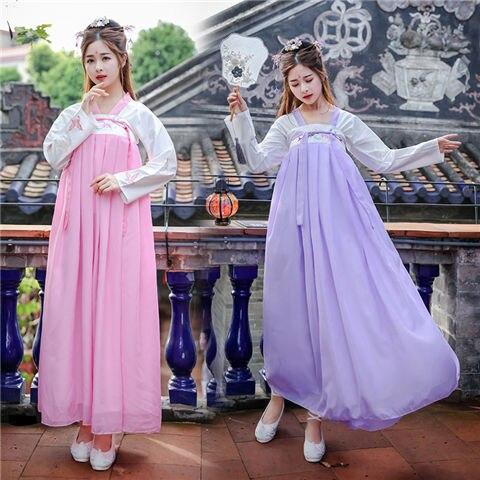 Women Chinese Traditional Costume Female Hanfu Clothing Lady Han Dynasty Princess Clothing Oriental Tang Dynasty Dress Fairy фото