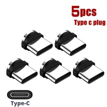 5pcs for Mobile Phone Replacement Parts Easy Operate Durable Converter 360 Degree Rotation Magnetic