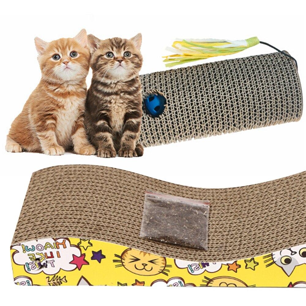 Chat griffoir tapis pour chats naturel Sisal protection meubles pied chaise escalade arbre chat Scratch Pad conseil #1