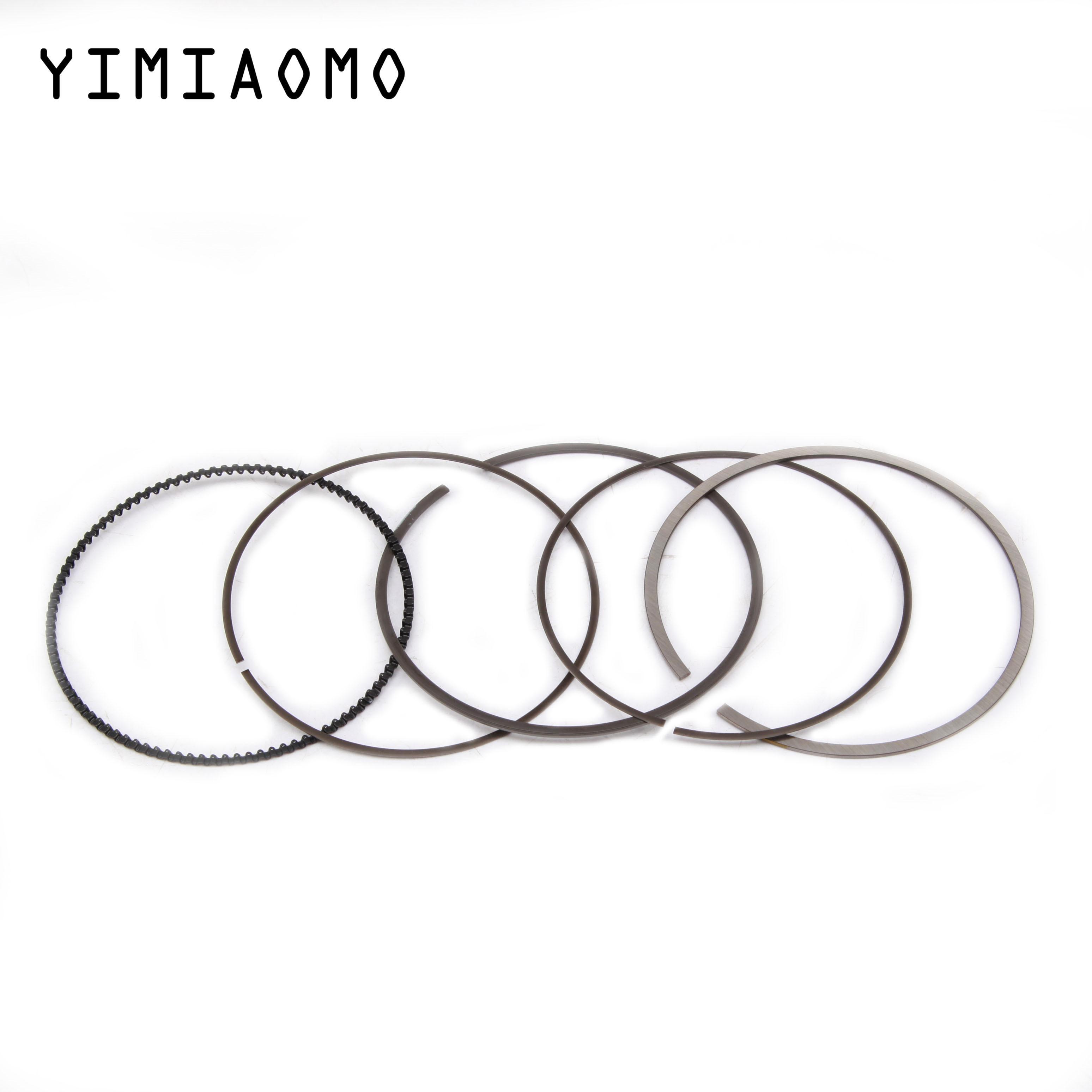 Купить с кэшбэком 270 030 11 17 Engine Pistons Rings Set KS STD Pin 20mm For Mercedes-Benz W176 A250 X156 C117 W246 CLA250 GLA250 A2700301917