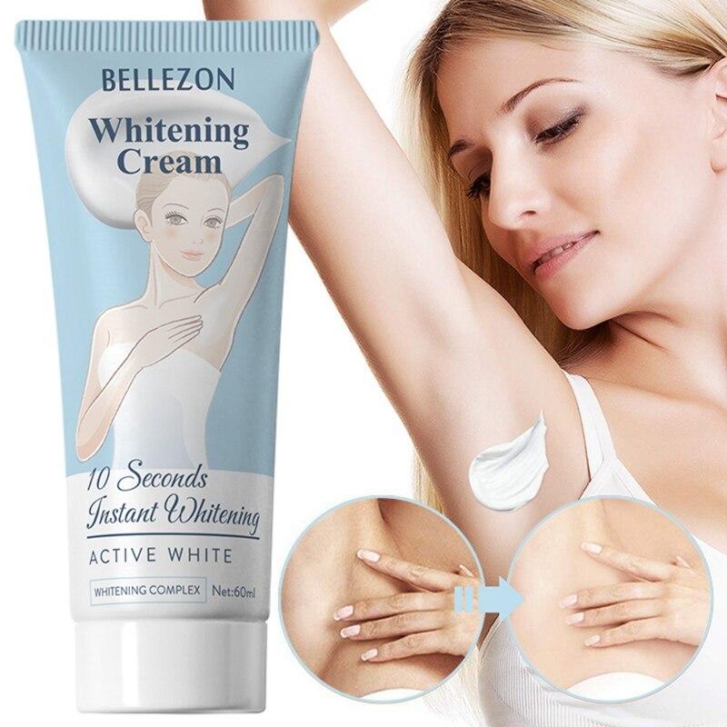 60ml Moisturizing Nourishing Cream Private Underarm Repair Cream Whitening Body Skin Care MSDL01