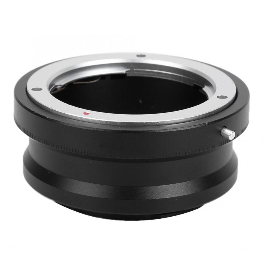 Anillo adaptador de aleación de aluminio MD-NEX para Minolta MD lente de montaje para Sony NEX montaje lente de cámara convertidor